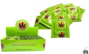 condones marihuana