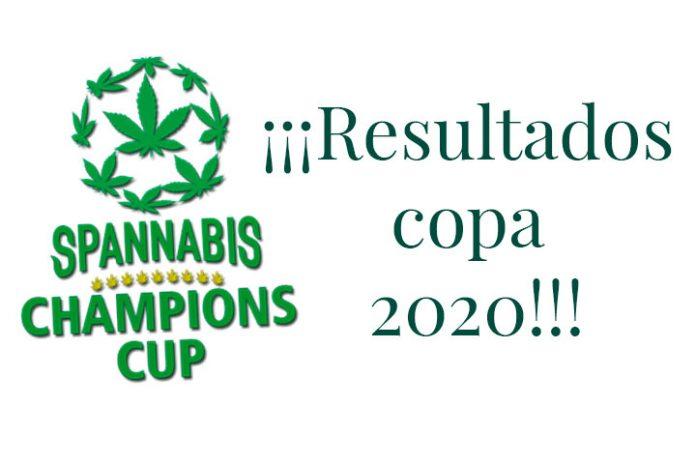 Resultados Copa Spannabis Champios Cup 2020